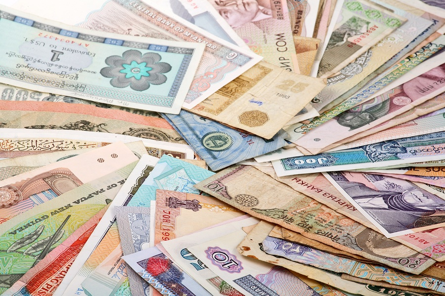Currencies From Around the World